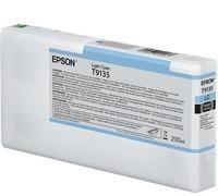 Картридж Epson C13T913500 I/C Light Cyan (200ml) для SureColor SC-P5000