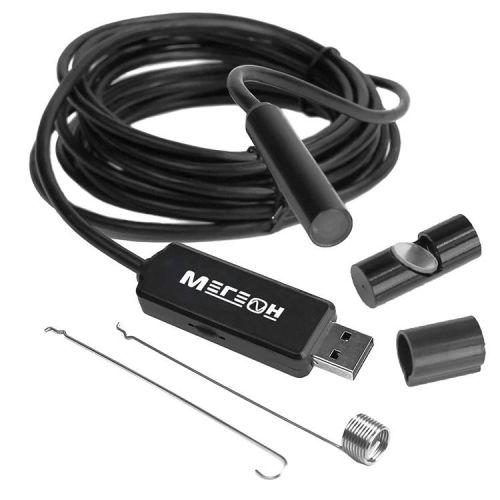 Видеоскоп - Эндоскоп МЕГЕОН 33020 МЕГЕОН 33020 USB 2м