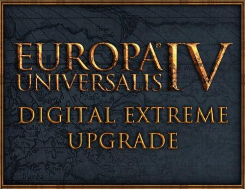 Право на использование (электронный ключ) Paradox Interactive Europa Universalis IV - Digital Extreme Edition Upgrade Pack digital interactive installations
