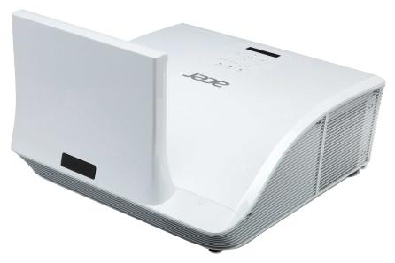 Проектор Acer U5213 MR.JJX11.001 DLP, XGA , 3000Lm, 10000:1, 7.2 кг, ультракороткофокусный (0.43:1)