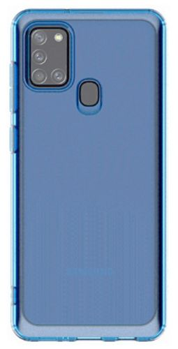 Чехол Samsung Araree A cover GP-FPA217KDALR для Samsung Galaxy A21s синий