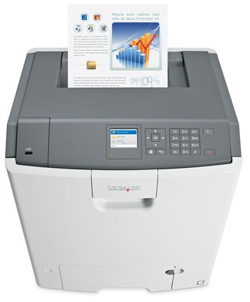 Lexmark Принтер цветной лазерный Lexmark C746dn (41G0070)