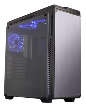 Корпус ATX Zalman Z9 NEO Plus черный, с окном, без БП