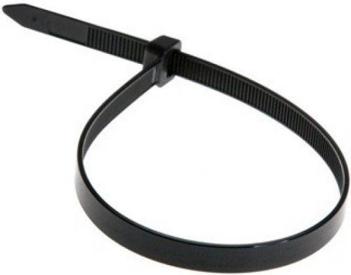 Хомут Rexant 07-0121 стяжка кабельная нейлоновая 120 x2,5 мм, черная, упаковка 100 шт. стяжка для рамы кровати усиленная черная al12r bl
