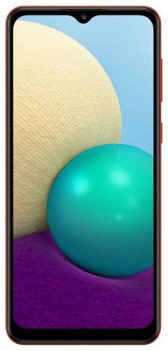 Смартфон Samsung Galaxy A022/32GB red SM-A022GZRBSER
