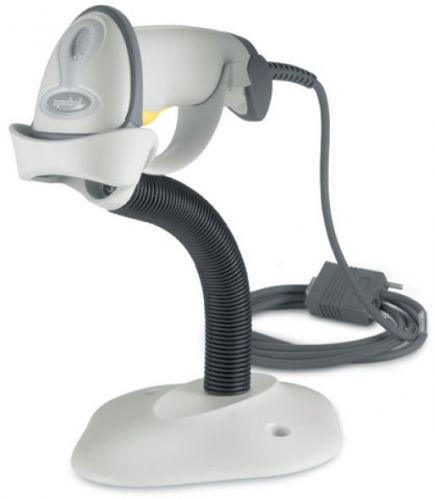 Сканер штрих-кодов Zebra LS2208 LS2208: белый, мультиинтерфейсный