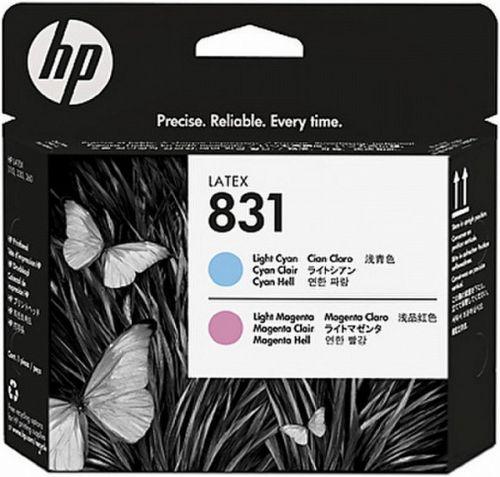 Печатающая головка HP 831 CZ679A светло-пурпурная/светло-голубая для HP Latex 310/330/360/370