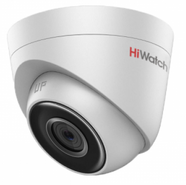 Фото - Видеокамера IP HiWatch DS-I253 2Мп, 1/2.8'' CMOS, 6мм/54°, IP67, с EXIR-подсветкой до 30м веревка 6мм 30м пп