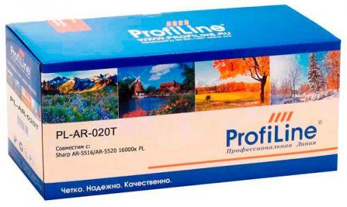 Картридж ProfiLine PL_AR-020T для Sharp AR-5516/AR-5520/AR-5520D/AR-5520N/AR-5516D/AR-5516N 16000 копий
