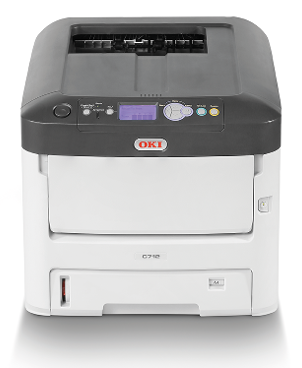 Фото - Принтер цветной светодиодный OKI C712dn 46551102 А4, цвет 34 стр/мин; моно 36 стр/мин; 533Мгц; 1200x600, ProQ2400; PCL6 (XL3.0 PCL5), PostScript3 принтер цветной светодиодный oki pro9431dn multi 45530407