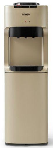 Кулер для воды Vatten V45QK напольный, компрессорное охлаждение кондиционеры  подогрев  охлаждение