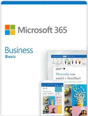 ПО по подписке (электронно) Microsoft 365 Business Basic Corporate Non-Specific (оплата за месяц)