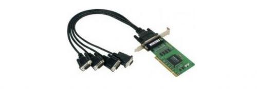 Плата MOXA CP-104UL-DB25M 4-port RS-232, 921.6 Kbps