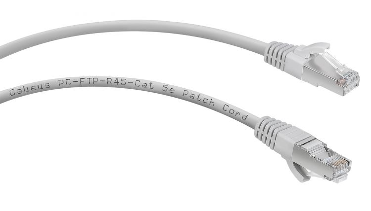 Cabeus PC-FTP-RJ45-Cat.5e-1.5m