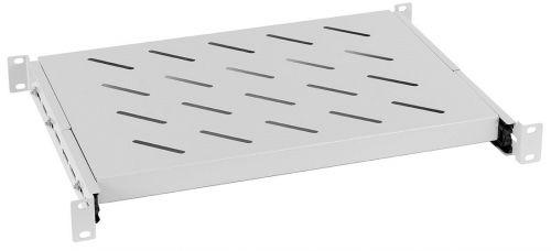 Полка выдвижная Cabeus JE05-600 для шкафов и стоек глубиной 600 мм