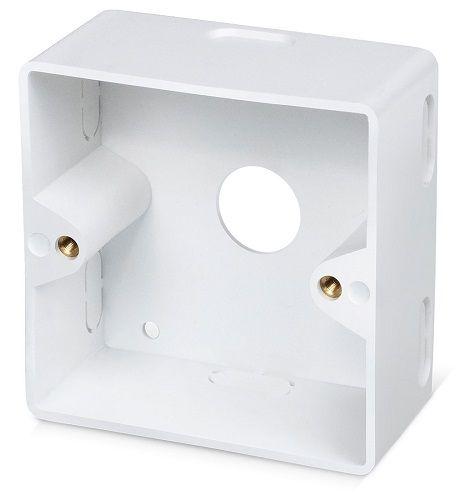Коробка Cabeus BB-80 настенная 80x80x40мм