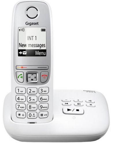 Фото - Телефон DECT Gigaset A415A RUS S30852-H2505-S302 белый автооветчик АОН телефон dect gigaset a415a rus s30852 h2505 s302 белый автооветчик аон