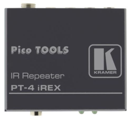 Ретранслятор Kramer PT-4IREX 90-762090 инфракрасный, с входом для внешнего приемника