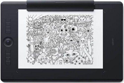 Графический планшет Wacom Intuos Pro L Paper PTH-860P-R large