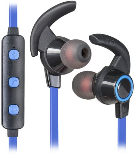 Наушники беспроводные Defender OutFit B725 63725 black blue, Bluetooth беспроводные наушники matteo tantini etna 2 0 black