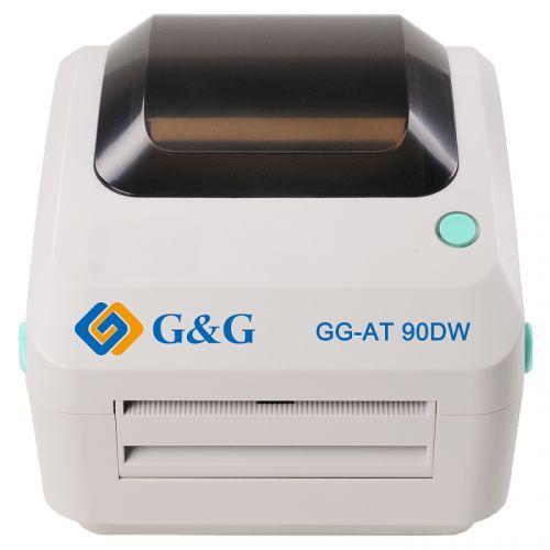 Принтер G&G GG-AT-90DW для печати этикеток 4