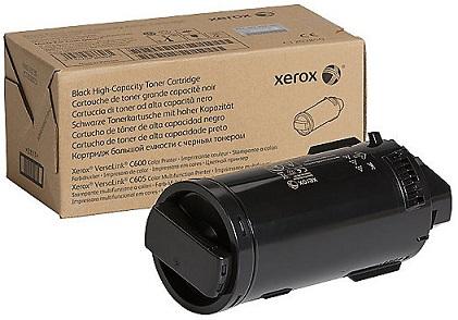 Тонер-картридж Xerox 106R03915 черный (12,2K) XEROX VL C600/C605 тонер картридж xerox 006r01374 черный 6279