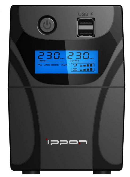 Ippon Back Power Pro II 600