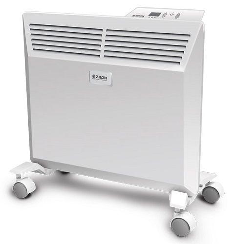 Конвектор Zilon ZHC-2000 Е3.0 электронный термостат, брызгозащищенное исполнение IP24