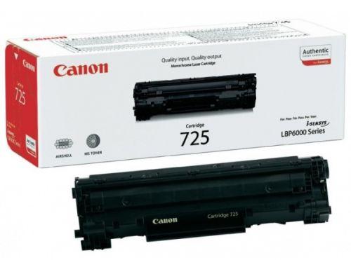 Картридж Canon 725 3484B002 для LBP6000, LBP6020, LBP6020B, MF3010 (1600 стр) (3484B005)