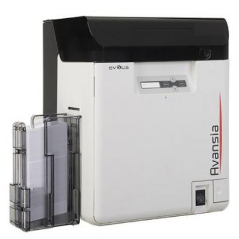 Принтер для печати пластиковых карт Evolis Avansia Duplex Expert AV1H0000BD 600 dpi