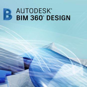 Autodesk BIM 360 Design - 100 Annual (1 год) Renewal