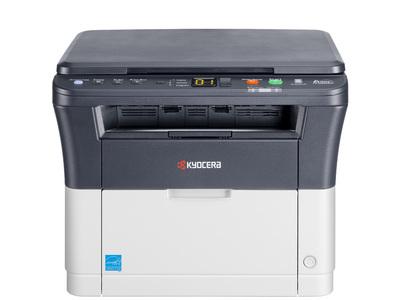 МФУ Kyocera FS-1020MFP 1102M43RUV А4, принтер/копир/цв.сканер, 20 ppm, 1200 dpi, 64 Mb, USB 2.0 (1102M43RU2)