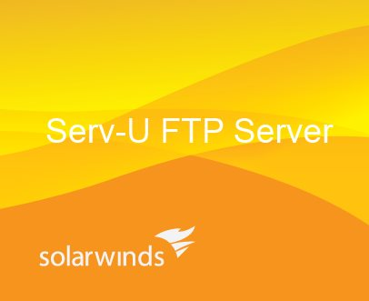 SolarWinds Serv-U FTP Server (formerly Serv-U Silver) Annual Maintenance Renewal (email only support)