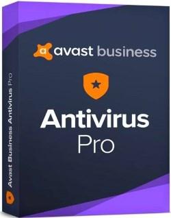 AVAST Software - Право на использование (электронный ключ) AVAST Software avast! Business Antivirus Pro (1-4 users), 2 года (BMGEN24XX001)