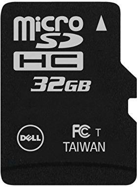 Dell Карта памяти Dell 385-BBKK VFlash 32GB microSDHC/SDXC