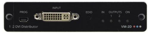 Усилитель-распределитель Kramer VM-2D 10-8048501090 1:2 DVI, поддержка 4K60 4:2:0