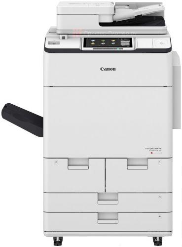 МФУ Canon imageRUNNER ADVANCE DX C7765i 3997C003 до 65 стр/мин в ч/б и 60 стр/мин цв (A4, 80 г/м2), 4 ГБ ОЗУ, 320 ГБ, барабаны, 1000Base-T/100Base-TX/