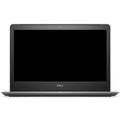 Dell Ноутбук Dell VOSTRO 5568 i5-7200U 2.5 GHz,15.6'' FHD Cam,8GB DDR4(1),256GB SSD,Intel HD 620,WiFi,BT,3C,2.0kg,1y,Linux,Era Gray Matte Metallic/Backlit (5568-8043)