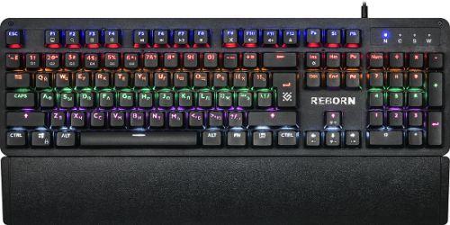 Клавиатура Defender Reborn GK-165D 45165 USB