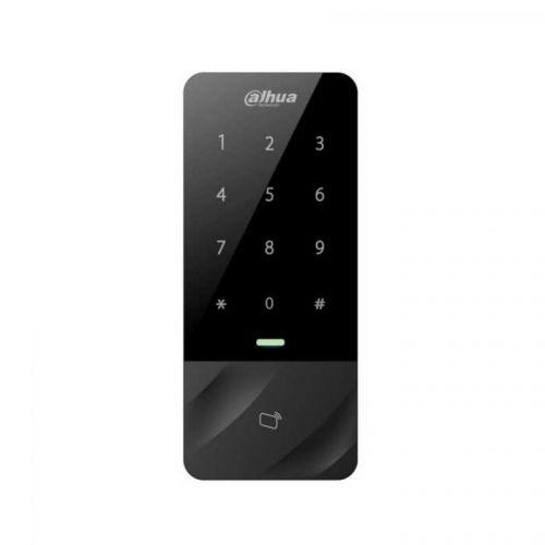 Контроллер Dahua DHI-ASI1201E автономный RFID-считыватель с клавиатурой, IP66, TCP/IP, Mifare 1 K (13.56МГц)