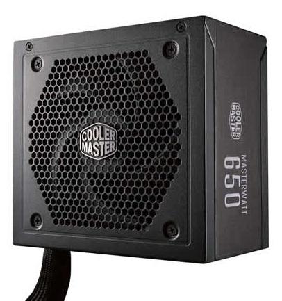 Блок питания ATX Cooler Master MPX-6501-AMAAB-EU 650W, aPFC, 120mm FAN, 80Plus Bronze, RTL