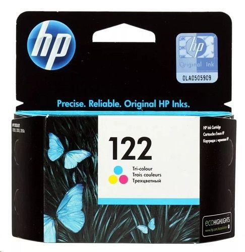Картридж HP 122 CH562HE для HP Deskjet 1050/ 2050/2050s/3050/1000/2000/3000 цветной