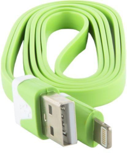 Кабель интерфейсный Red Line USB-Lightning УТ000010103 для Apple, зеленый кабель red line usb – apple lightning white