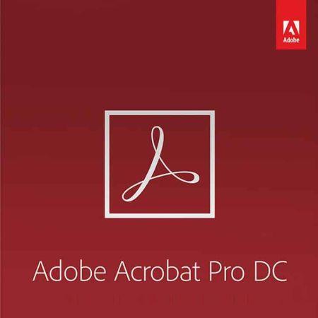 Adobe Acrobat Pro DC for teams 12 мес. Level 1 1 - 9 лиц.