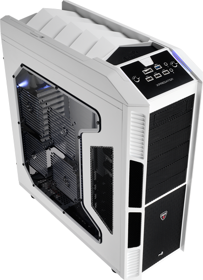 AeroCool X-Predator White Edition