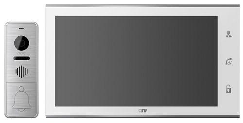 Комплект CTV CTV-DP4105AHD (W)  - купить со скидкой