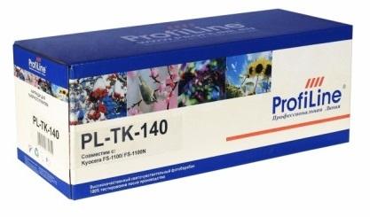 Тонер ProfiLine PL-TK-140 Тонер-кит для принтеров Kyocera Mita FS-1100/1100N 4000 копий ProfiLine