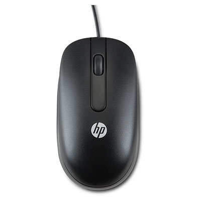 HP PS/2 Optical Scroll Mouse (QY775AA)
