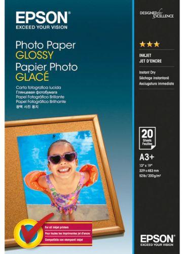 Фотобумага Epson C13S042535 Photo Paper Glossy A3+ 20 sheet