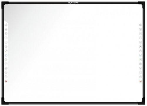 Интерактивная доска IQBoard DVT TN100 оптическая, 10 касаний, USB, 16:10, win10